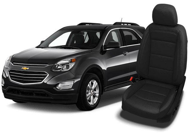 Chevrolet Equinox Vehicle and Leather Seat