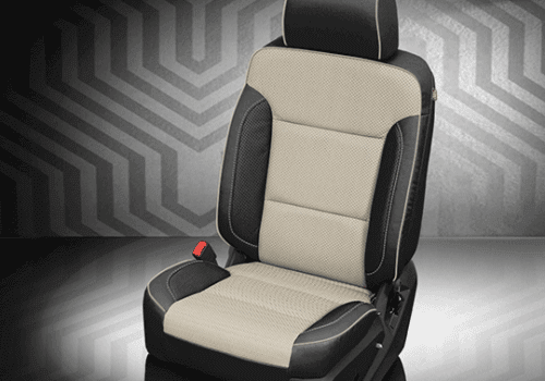 Chevrolet Silverado Leather Seat