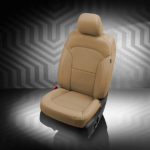 Ford Explorer Tan Leather Seat