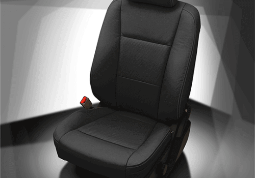 Ford F250 leather seats
