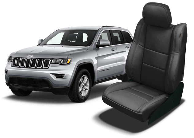 Jeep Grand Cherokee Leather Seats