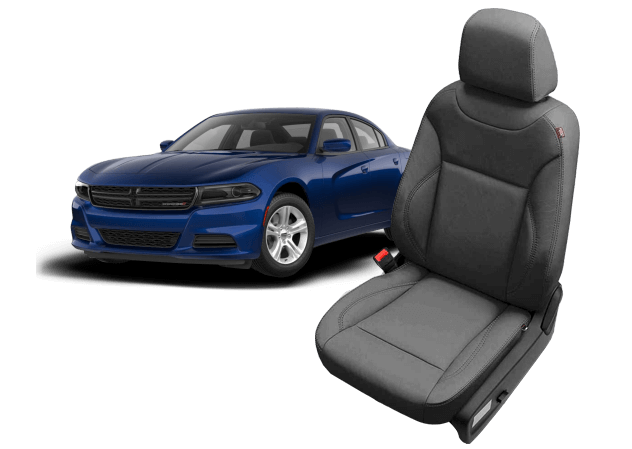Leather Dodge Charger Seat Covers