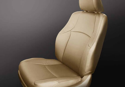 Toyota 4Runner Gold Leather Seat