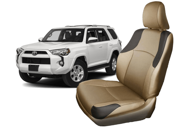 Leather Toyota 4Runner Seat Covers
