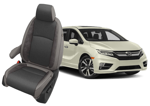 Odyssey Leather Van Seat Covers