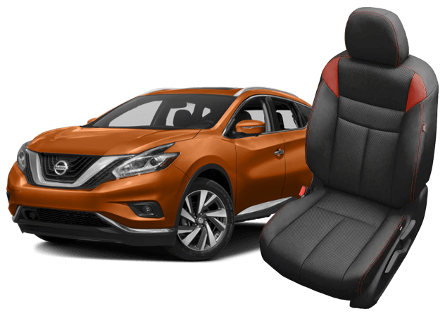 Nissan Murano Leather Seats