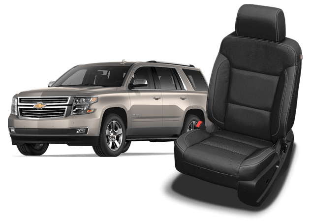 Chevy Suburban Leather Seat Covers