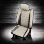 Dodge Durango White Leather Seats