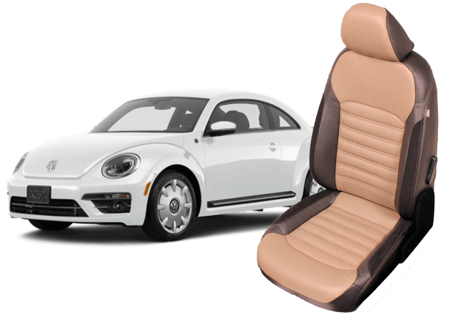 VW Beetle Leather Seat Covers