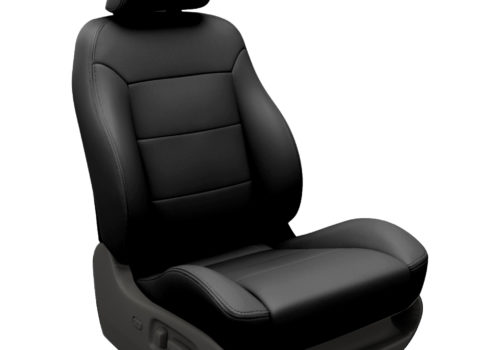 Mazda 6 Black Leather Seats