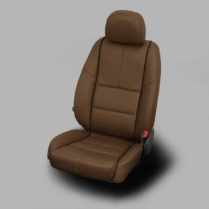 Chevy Impala Brown Leather Seats