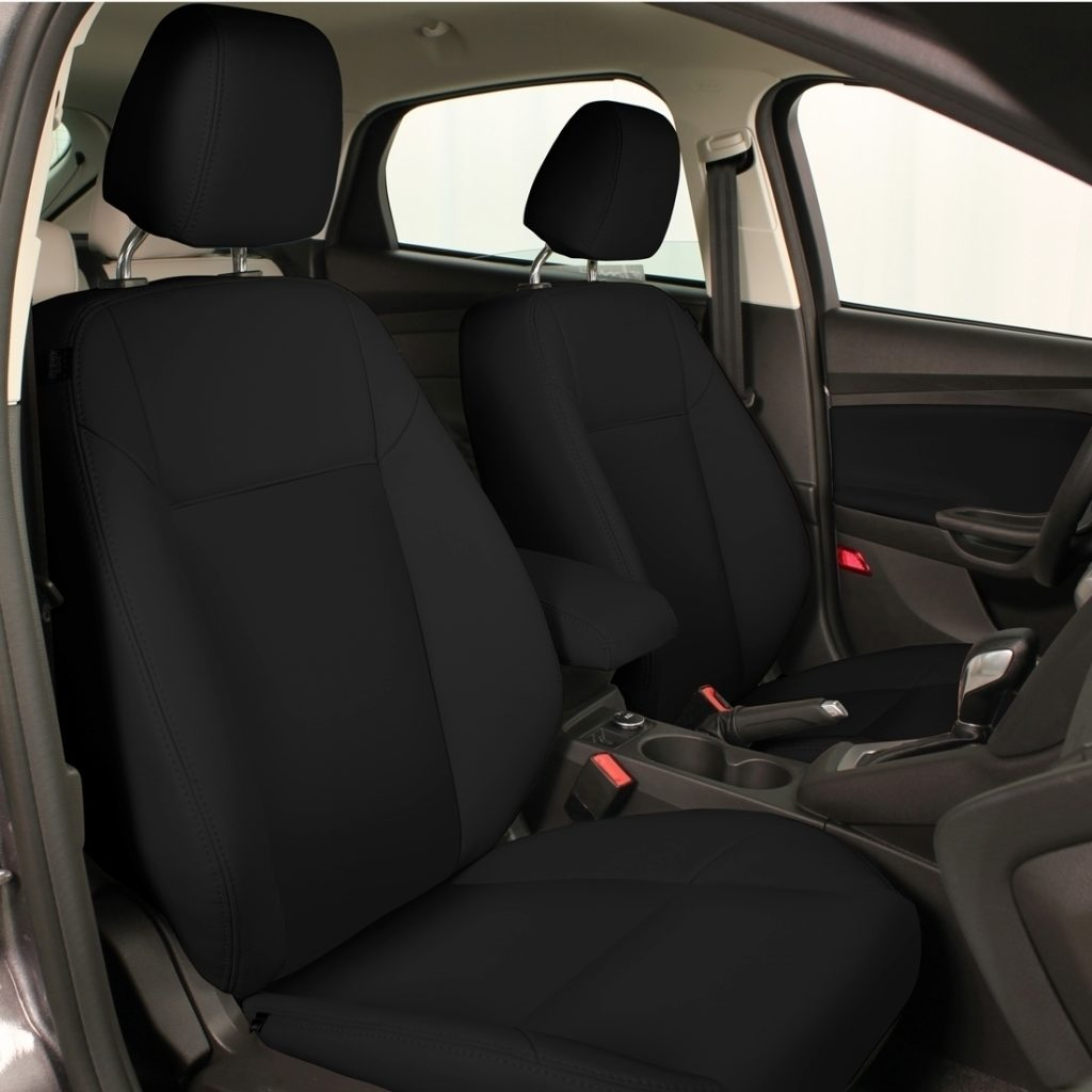 Ford Focus Black Leather Seats