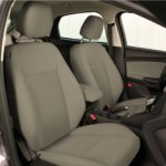 Ford Focus Tan Leather Seats