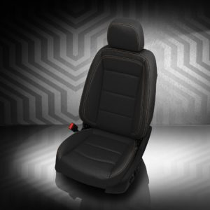 GMC Terrain Black Leather Seats