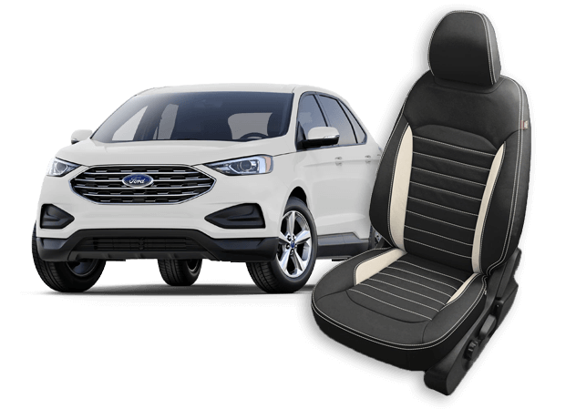 ford edge leather seats
