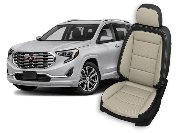 gmc terrain leather seats