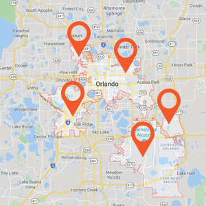 Orlando Leather Seat Installers