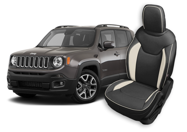 Jeep Renegade Leather Seats