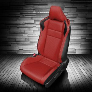 Red Toyota 86 Leather Seats