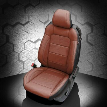 Ford Mustang Brown Leather Seats
