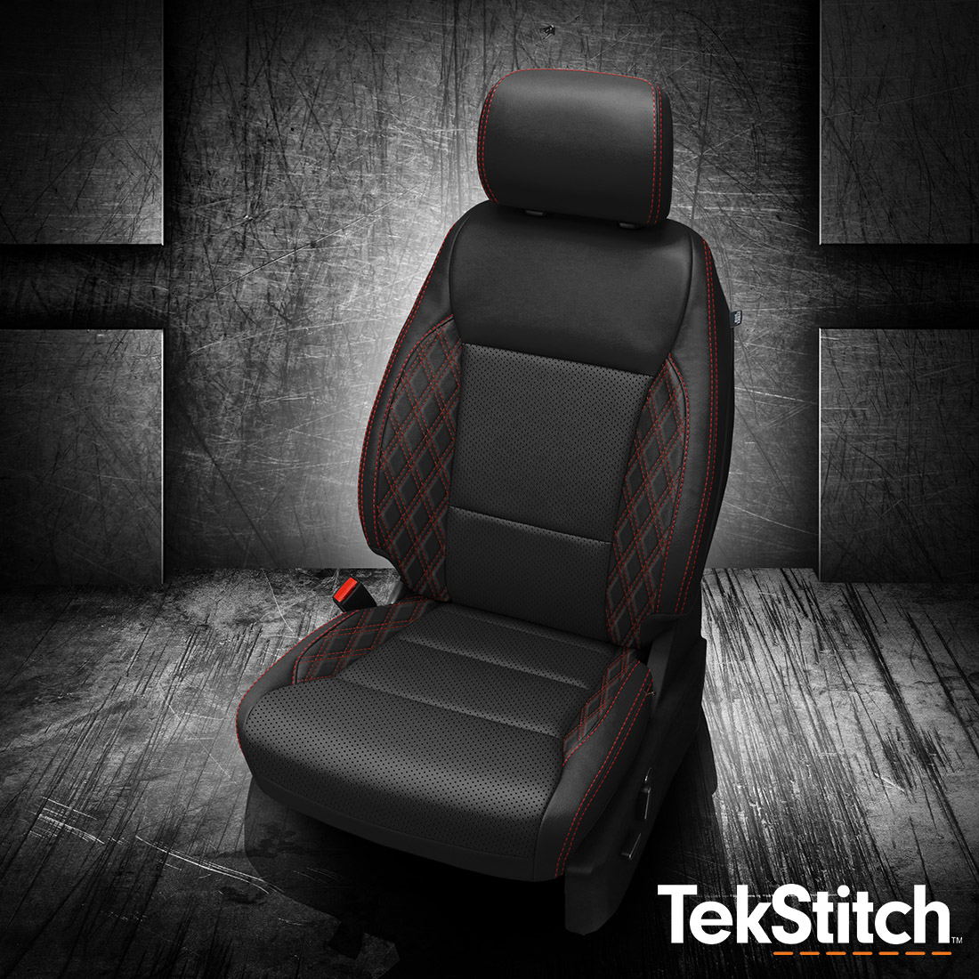 Ford F-150 Leather Seats